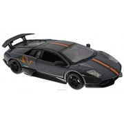 Bburago - 1/24 Murciélago LP 670-4 SV China Limited Edition (Grey)