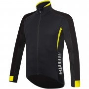 RH+ Shiver Jacket - Black/Fluo Yellow - S