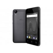 WIKO Sunny 2 Dual-SIM Smartphone 10.2 cm (4 inch) 1.2 GHz Quad Core 8 GB 5 Mpix Android 6.0 Marshmallow Spacegrijs