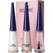 Herôme Nails Nail decoration French Manicure Set Pink 10 ml