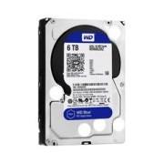 DISCO DURO WD BLUE 3.5 6TB SATA3 6GB/S 64MB 5400RPM P/PC COMP BASICO