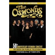 Live in Las Vegas: 50th Anniversary Reunion Concert [DVD]