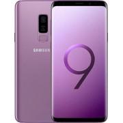 "Samsung Smartphone Samsung Galaxy S9 Plus Sm G965f 64 Gb 4g Lte Wifi Doppia Fotocamera 12 Mp + 12 Mp Octa Core 6.2"" Quad Hd+ Super Amoled Refurbished Lilac Purple"