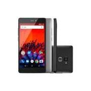 Smartphone MS60F, Dual Chip, Android 7.0, Memória Interna de 16gb, Tela de 5.5, Preto P9055 - Multilaser