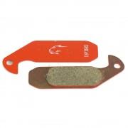 Placute de frana Jagwire DCA012 Magura Gustav M semi metalice