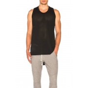 Fear of God Mesh Tank in Black. - size M (also in L,S)
