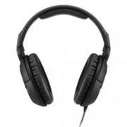 Слушалки Sennheiser HD 200 Pro Black, 17-23000Нz честотен диапазон, черни