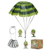 Little Green Men 4 Starter Pack Series 1 Eagle Eye Unit Figures