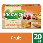 Pickwick Fruit Variatie Oranje vruchtenthee
