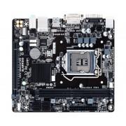 Gigabyte GA-H110M-S2V placa base LGA 1151 (Zócalo H4) Intel® H110 Micro ATX