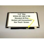 """Acer ASPIRE 4820TG SERIES 14.0"""" WXGA HD SLIM LCD LED Display Screen"""