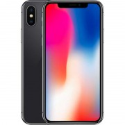 Apple iPhone X - 64 GB Asztroszürke