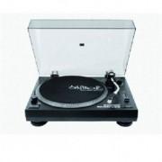 Omnitronic BD-1390 Belt-drive DJ turntable Nero