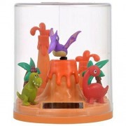 Solar-Powered Flying Dinosaur Terrarium, 3.25 in. [Color/Style May Vary]