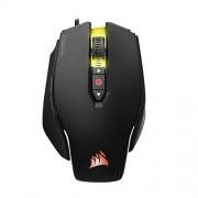Corsair M65 Pro RGB FPS Gaming Mouse 12,000 DPI Optical Sensor Adjustable DPI Sniper Button Tunable Weights Black