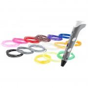 FreeSculpt 3D-Pen für Freihand-Zeichnungen FX1-free, inkl. 15er-Set ABS-Filament