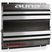 Amplificator de ma?ina AUNA AB-250 1200 Watt 2-Canale (W2-AB-250)