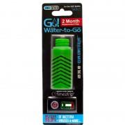 Water-To-Go 50cl Zöld vízszűrő cserebetét