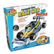 Small World Toys Creative -Formula One Race Car 3D Puzzle