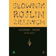Słownik Roślin Zielnych, łacińsko-polski