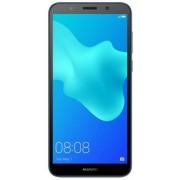 "Telefon Mobil Huawei Y5 2018, Procesor Quad-Core 1.5GHz, TFT Capacitive touchscreen 5.45"", 2GB RAM, 16GB Flash, 8MP, 4G, Wi-Fi, Dual SIM, Android (Albastru)"