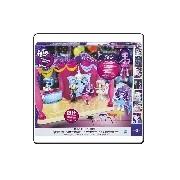 Én kicsi pónim - Equestria Girls Canterlott táncparkett mini játékszett