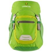 Green: LittleLife Alpine 4 Kids Backpack (Green)