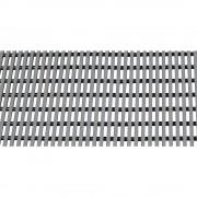 Bodenmatte für Dusch- und Umkleideraum Weich-PVC, 10 m Rolle Breite 600 mm, grau