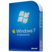 Microsoft Windows 7 Professional 32/64 Bit 1 PC Licenza Versione ESD