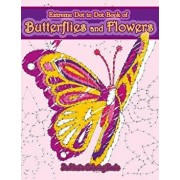 Extreme Dot to Dot Book of Butterflies and Flowers: Connect the Dots Book for Adults with Butterflies and Flowers for Ultimate Relaxation and Stress R, Paperback/Zenmaster Coloring Books