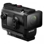 Цифрова видеокамера, Sony HDR-AS50, Черен + Sony CP-V3A Portable power supply 3 000mAh, Черен, HDRAS50B.CEN_CP-V3AB_PROMO