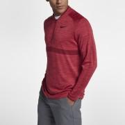 Haut de golfà demi-zip Nike Dri-FIT pour Homme - Rose