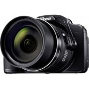 Nikon Coolpix B-700 Digitale camera 20.3 Mpix Zwart Full-HD video-opname, Draai- en zwenkbare display, WiFi