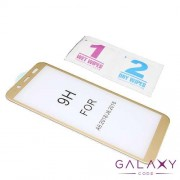 Folija za zastitu ekrana GLASS 5D za Samsung A600F/J600F Galaxy A6 2018/J6 2018