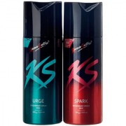 Kamasutra Deodorant Combo Pack Of Any 2 Pcs Set -150 Ml