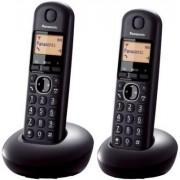 Telefon Fix Twin Panasonic KX-TGB212FXB (Negru)