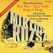 M Rozsa - Three Choral Suites (0089408063121) (1 CD)