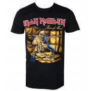 metál póló férfi Iron Maiden - Piece of Mind - ROCK OFF - IMTEE10MB