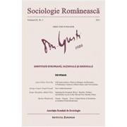 Sociologie Romaneasca. Vol. IX, Nr. 1/***