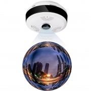 360° kamera spy HD panoramatická s WIFI + IR LED