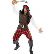 Costum carnaval barbati pirat Ship Mate