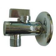 """8914C023 - IVAR rohový ventil s filtrom 1/2""""x 3/8"""" 8914C023"""