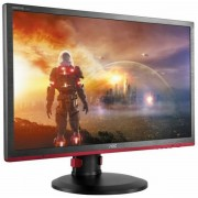 "AOC LCD 24"", 16:9, 1ms, DP, DVI AOC-G2460PF"