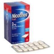 Nicotinell Fruit 4mg 24 Gomas para Mascar