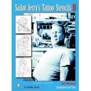 Sailor Jerrys Tattoo Stencils II