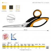 Nůžky KRETZER FINNY TEC X 732020