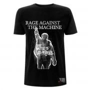 Muška metal majica Rage against the machine - BOLA Album Cover Tracks - NNM - RTRAMTSBALB