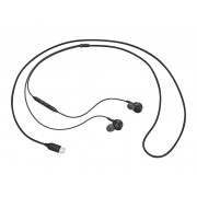 HEADPHONES, Samsung IC100, Microphone, Type-C, Black (EO-IC100BBEGEU)