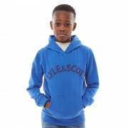 Lyle And Scott Junior Over The Head Hoodie Lake Blue