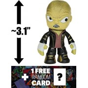Killer Croc: ~3.1' Suicide Squad x Funko Mystery Minis Vinyl Figure + 1 FREE Official DC Trading Card Bundle (...